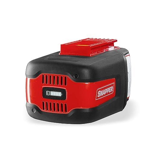 Snapper - Batería de 58 voltios y 2, 6 amperios: Amazon.es ...