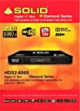 Solid HDs2-6069 By Loyalvalue Dth Set Top Box Media Player Dobly Digital Plus D2H Mkv Mp4 USB 1080P Full HD Free To Air Dvb-S2 WIFI HDMI H.264
