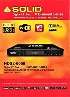 SOLID By Loyalvalue HDS2 6069 1080P Full HD DTH Set Top Box