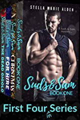 Suds and Sam: First Four in Series Kindle Edition