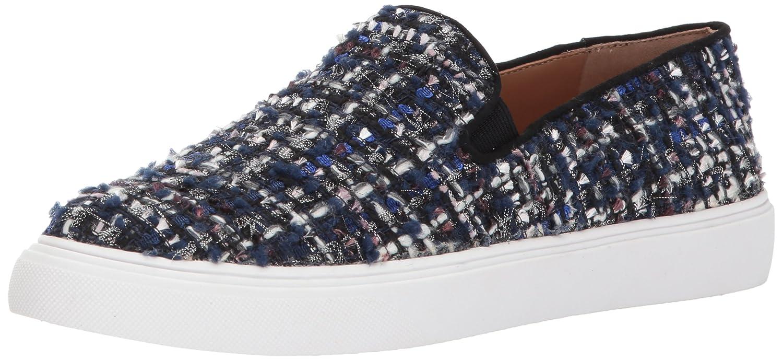 Franco Sarto Women's Mony Sneaker B072594BQL 8.5 B(M) US|Black/Blue