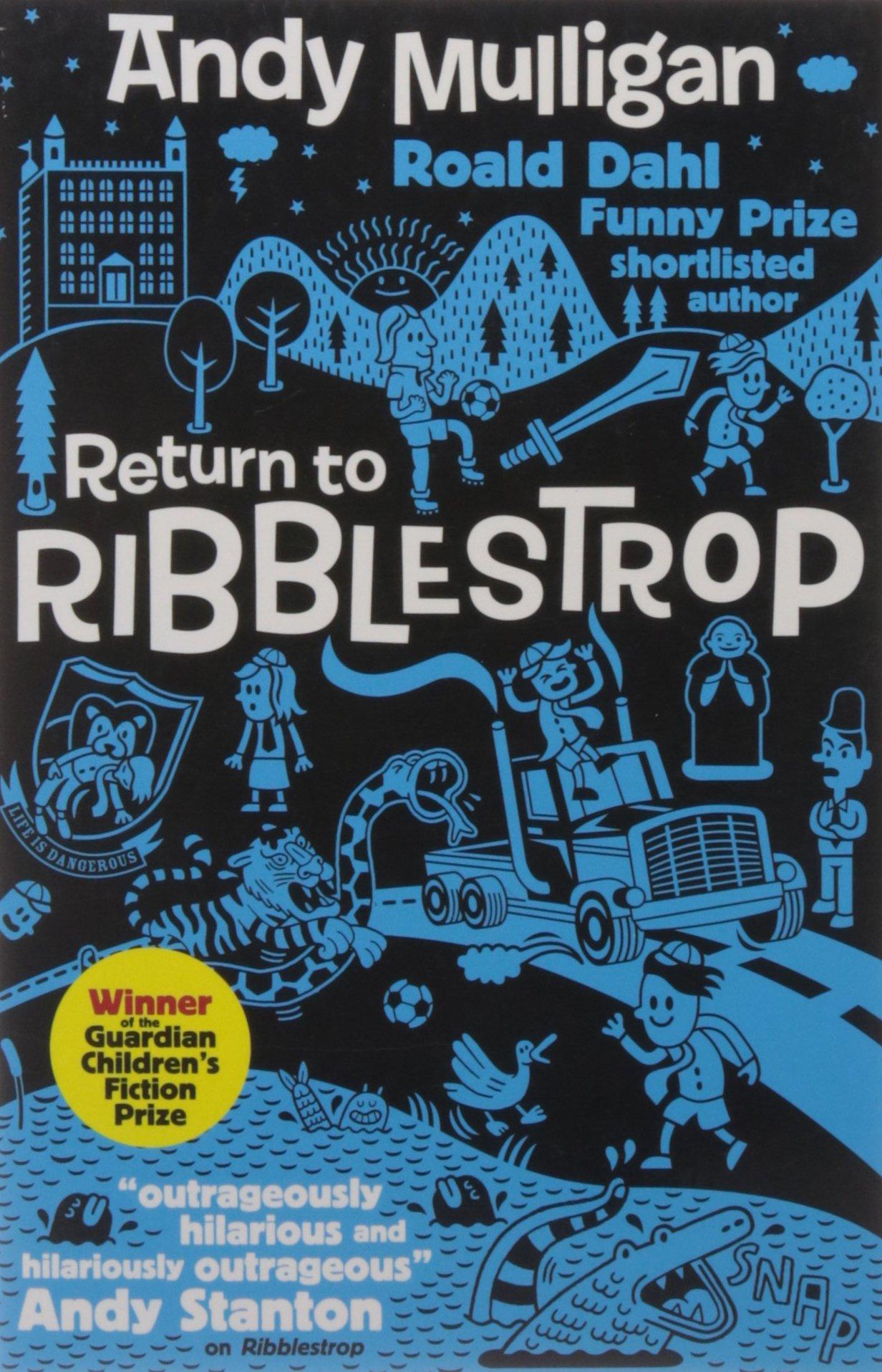 Download Return to Ribblestrop pdf