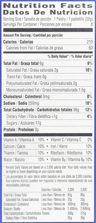 Kelloggs Pop Tarts Chocolate Chip - 14.7 oz: Amazon.com: Grocery & Gourmet Food