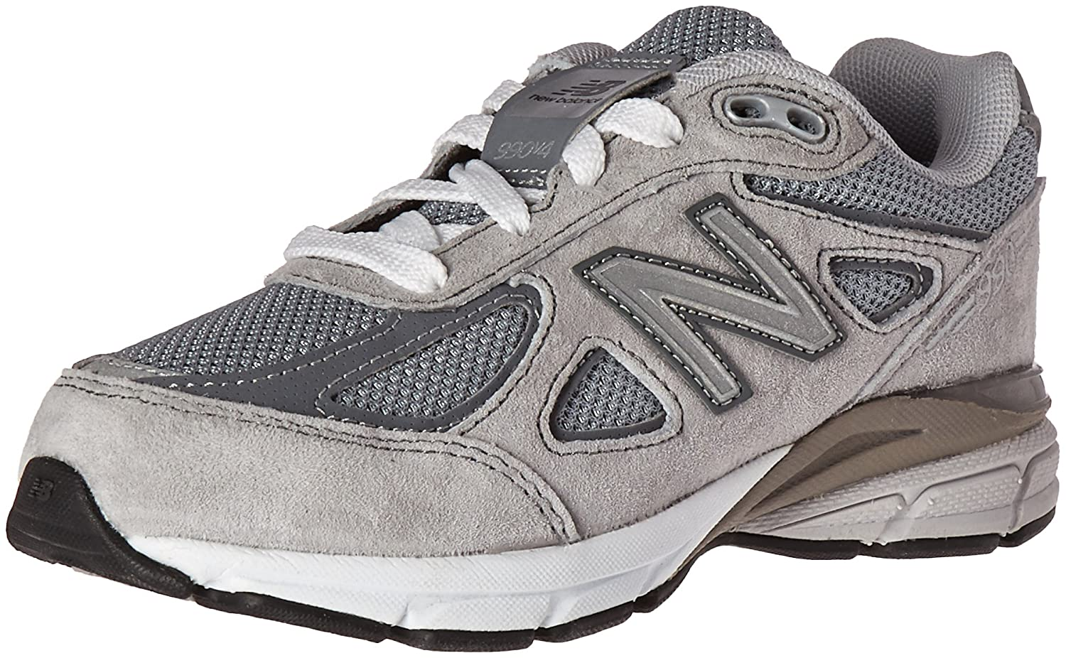 sports shoes 49667 25446 Boy's New Balance, 990 v4 Athletic GRAY 1.5 M