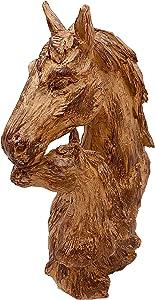 Beautiful Home Decor Wood Statue / Sculpture - Exquisite 20