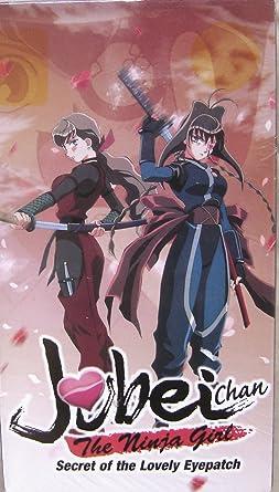 Amazon.com: Jubei-Chan the Ninja Girl Vol. 3 [VHS]: Jubei ...