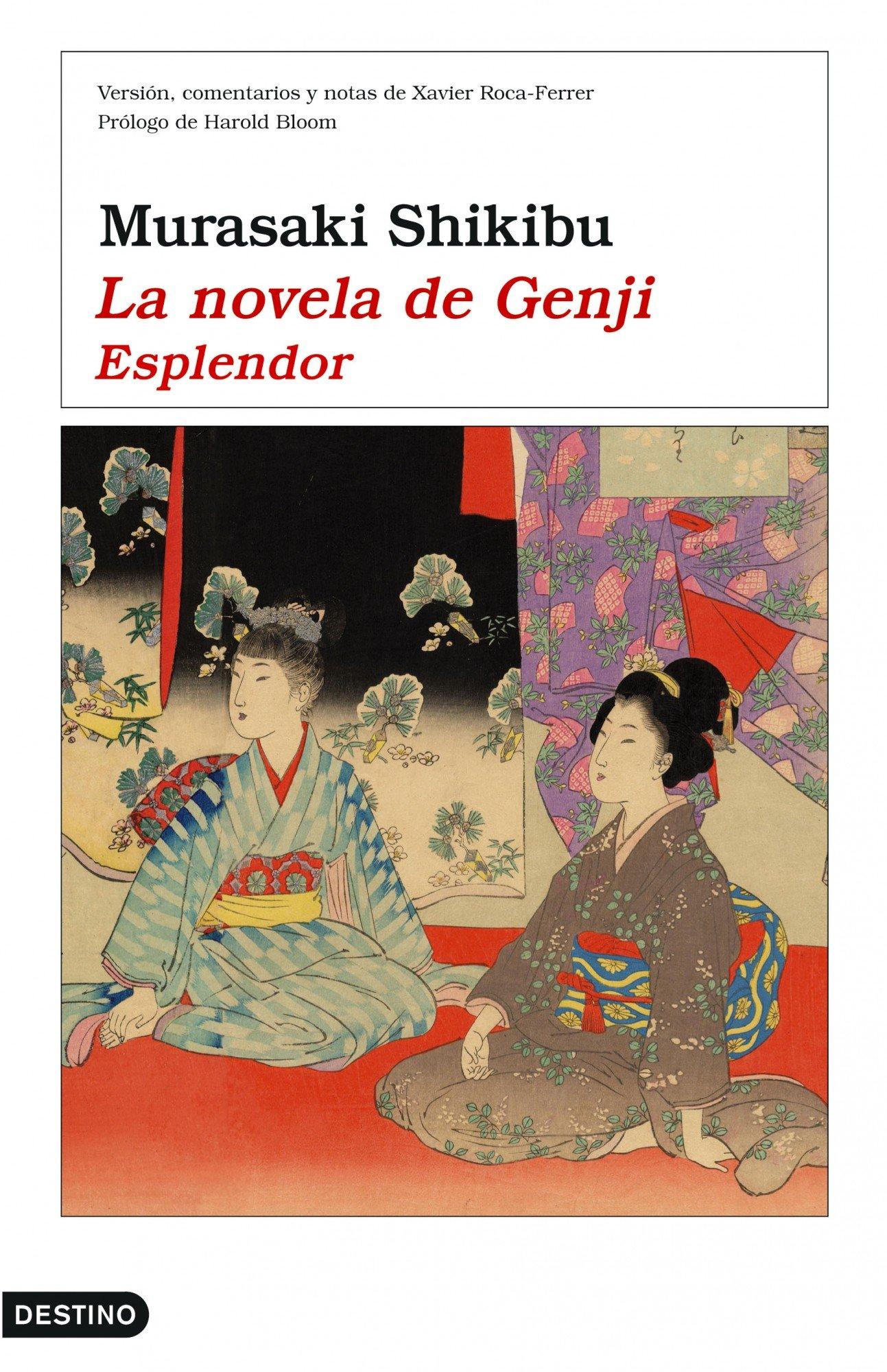 La Novela De Genji I Esplendor By Murasaki Shikibu