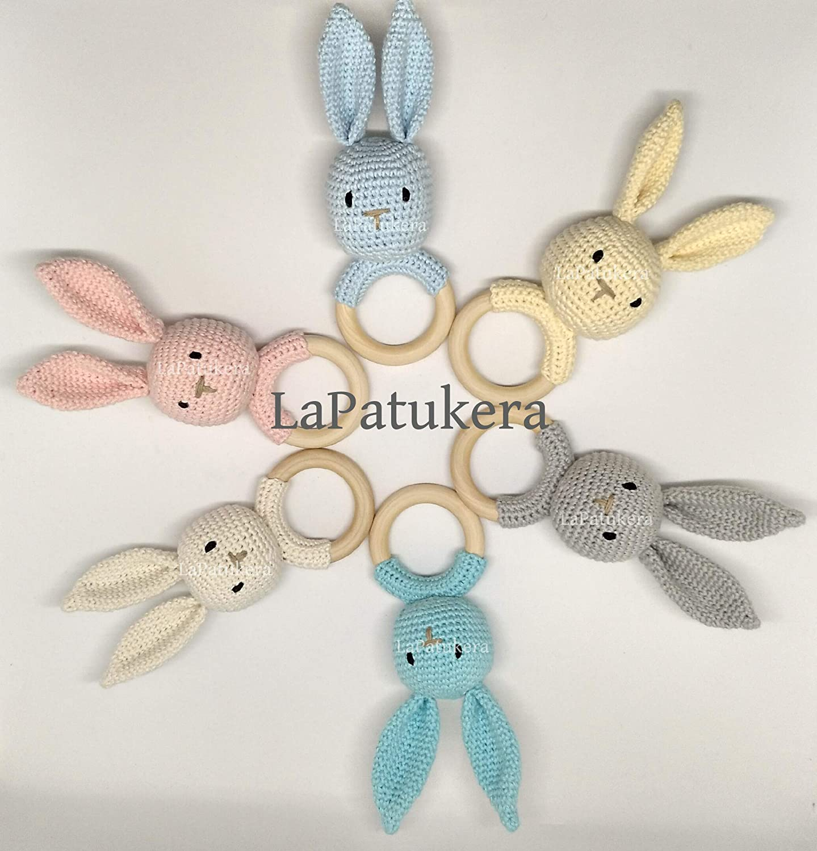 Cute baby toys Kawaii amigurumi Crochet rattles Newborn gift ideas ... | 1500x1439