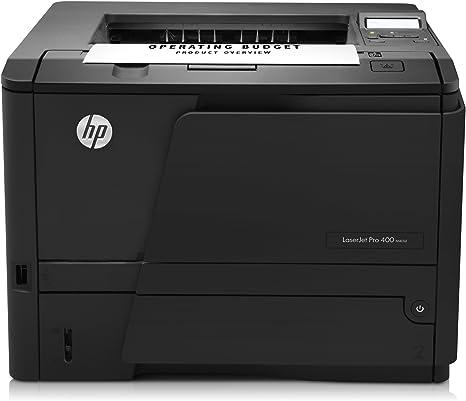 HP Laserjet PRO 400 M401D - Impresora láser: Amazon.es: Electrónica