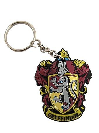 Amazon.com: Cinereplicas – Llavero escudo de Gryffindor de ...