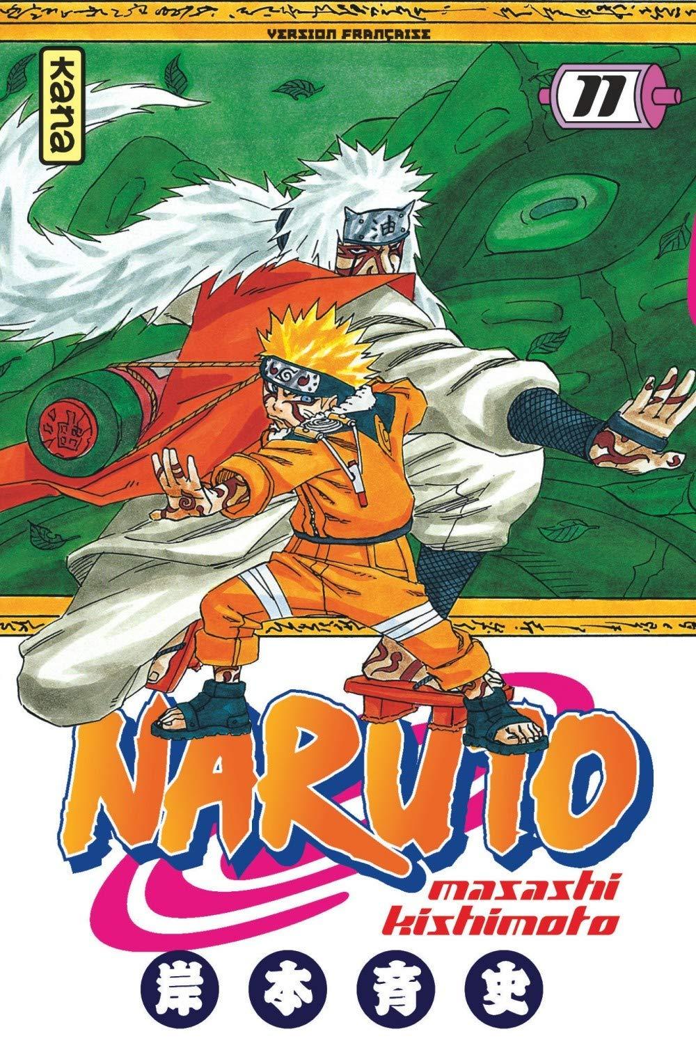 Naruto, tome 11: Amazon.es: Masashi Kishimoto: Libros en ...