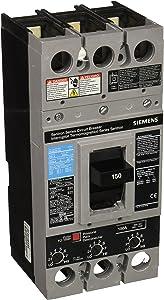 Siemens FXD63B150 150 Amp Type FXD6-A Circuit Breaker