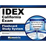 IDEX California Exam Flashcard Study System: IDEX Test Practice Questions & Review for the California Interior Design Examination (Cards)