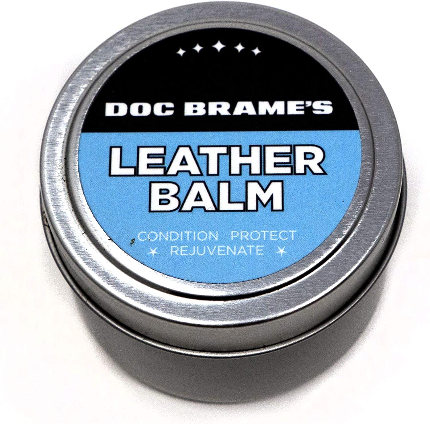 Doc Brame's Premium Leather Balm Natural Leather Conditioner