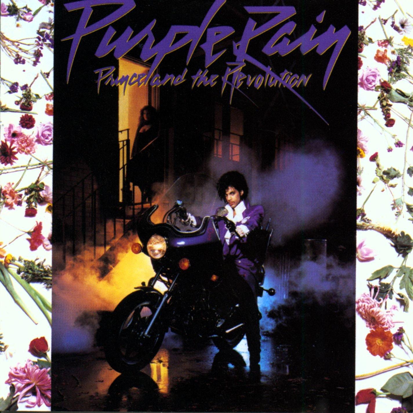 Cassette : Prince - Purple Rain (Cassette)