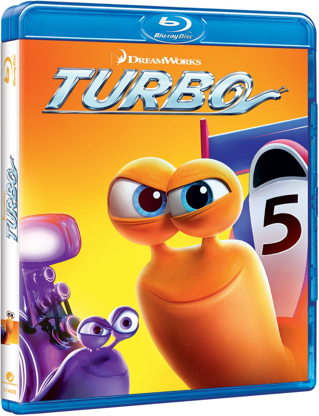 Turbo [Blu-ray]
