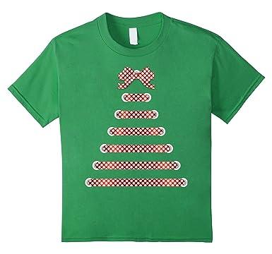 kids costume diy template shirt design your own christmas tree 4 grass