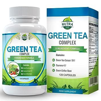 te verde en capsulas sin cafeina
