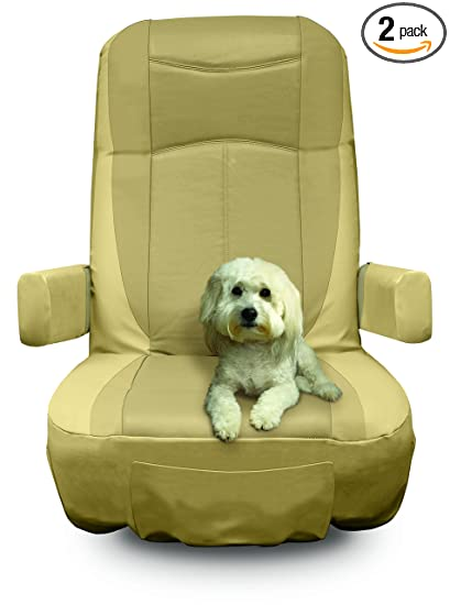 amazon com rv designer c795 motorhome seat cover gripfit fits