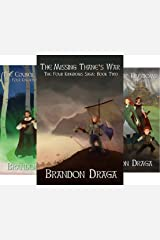The Four Kingdoms Saga (3 Book Series) Kindle Edition