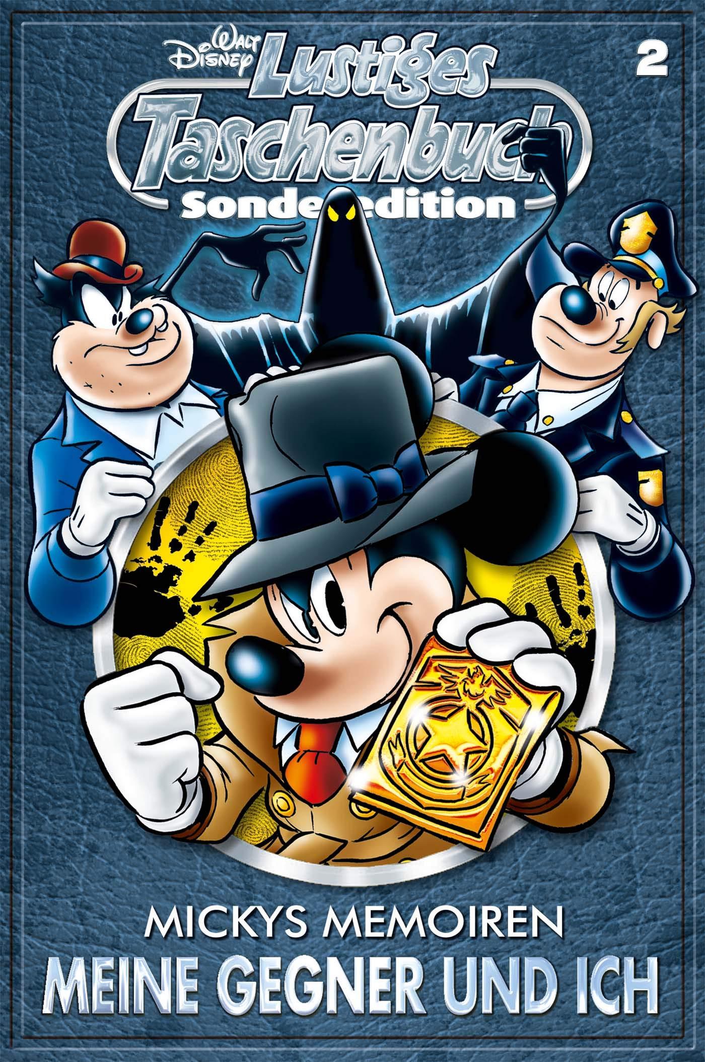 Lustiges Taschenbuch Sonderedition 90 Jahre Micky Maus 02