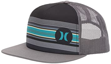 Hurley M Mixtape 2.0 Hat Gorras, Hombre, Cool Grey, 1SIZE: Amazon ...