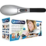 uComfy Pro Deep-Tissue Handheld/Cordless Percussion Electric Massager As Seen On TV