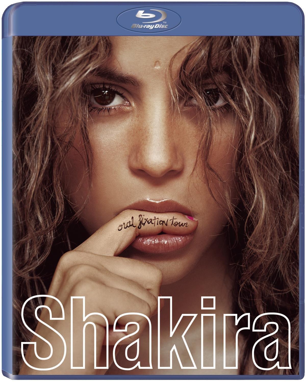 Blu-ray : Shakira - Shakira Oral Fixation Tour (Bonus CD, 2 Disc)