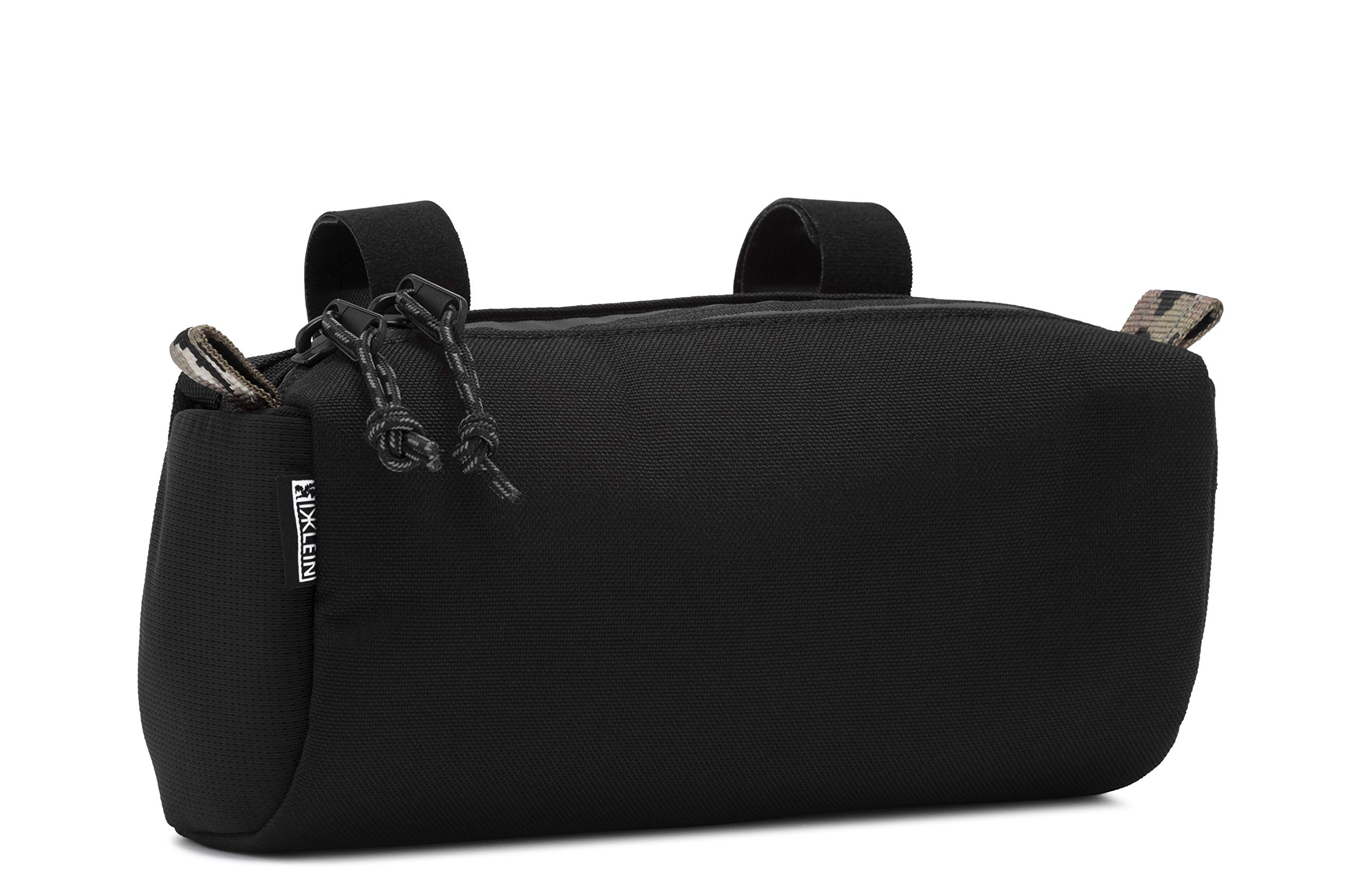 Chrome Industries Handlebar Bag Black and Dklein by Chrome