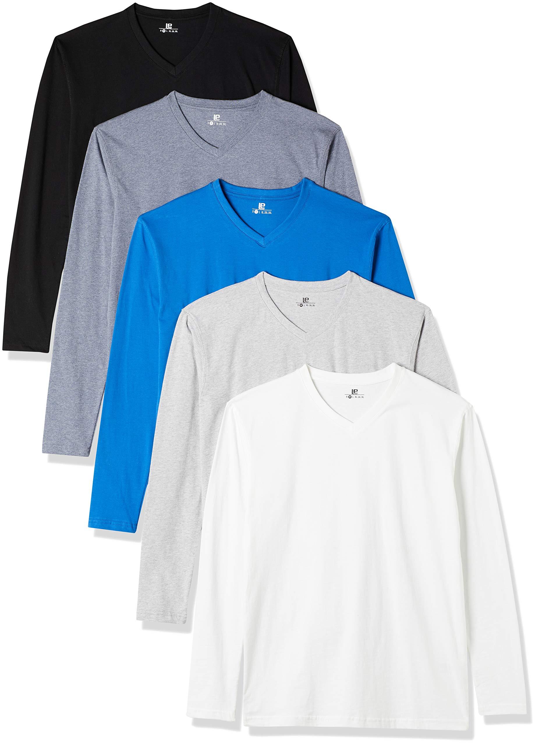 d587c74ad Mejor valorados en Camisetas de manga larga para hombre   Opiniones ...