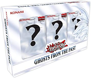 Auflage Deutsch Display 5 Boxen Ghost from The Past 1 OVP Konami Yu-Gi-Oh