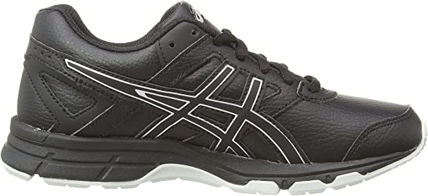 ASICS Gel-Galaxy 8 GS SL, Zapatillas de Running Unisex-niños, Negro (Charcoal/Onyx/Blue 9799), 36 EU: Amazon.es: Zapatos y complementos