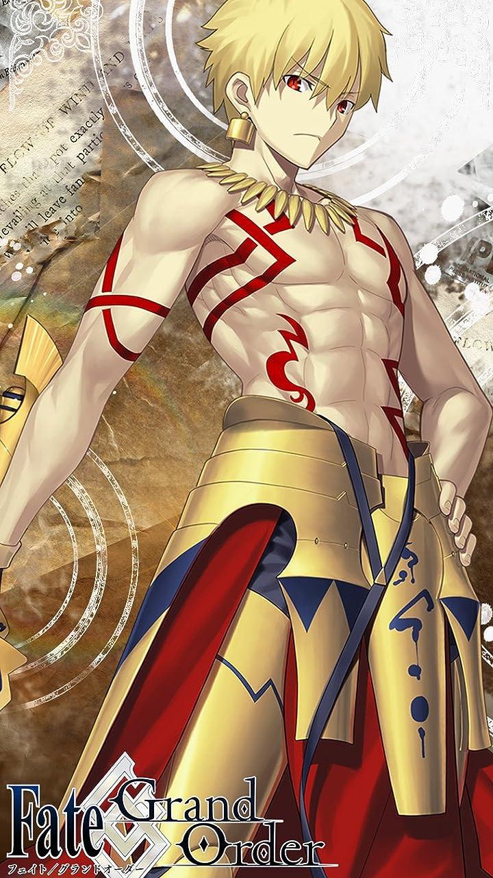 Fate Hd 7 1280 壁紙 ギルガメッシュ 第3段階 アニメ スマホ用画像
