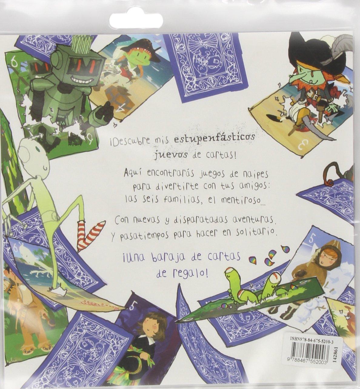 Juega a las cartas con Pupi y sus amigos: 9788467552003 ...