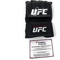 $199 » Conor McGregor Signed Autograph UFC Boxing Glove Authentic UFC Leather Glove Fanatics Authentic Certified