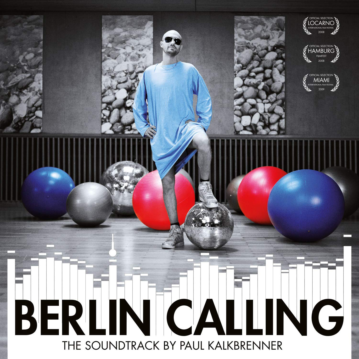 Vinilo : KALKBRENNER,PAUL - Berlin Calling (original Soundtrack) (2 Pack)