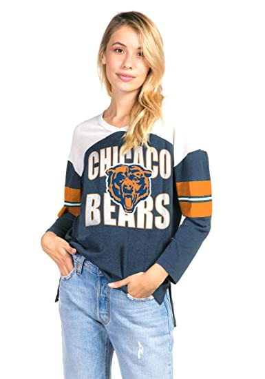 women's chicago bears throwback jersey