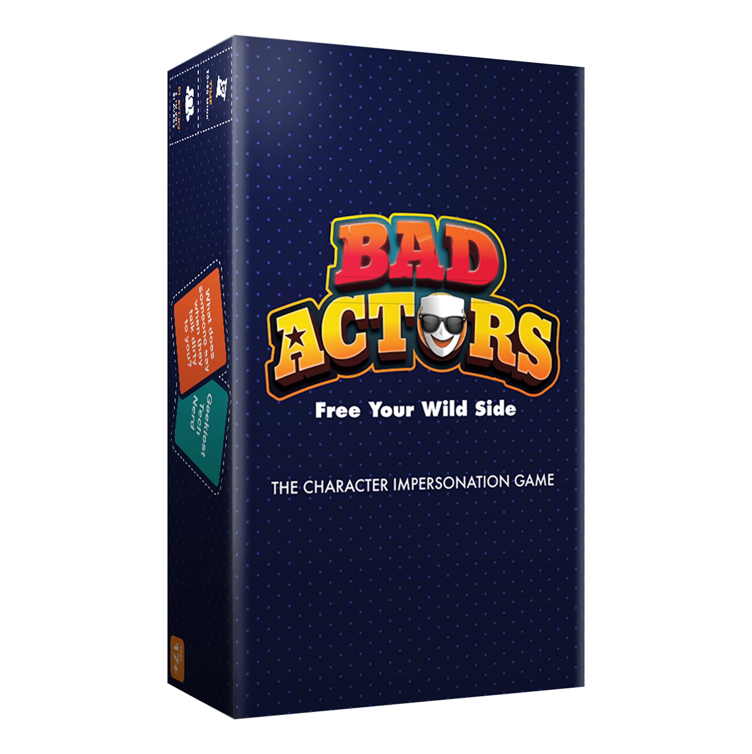 Bad Actors - The Character Impersonation Party Game