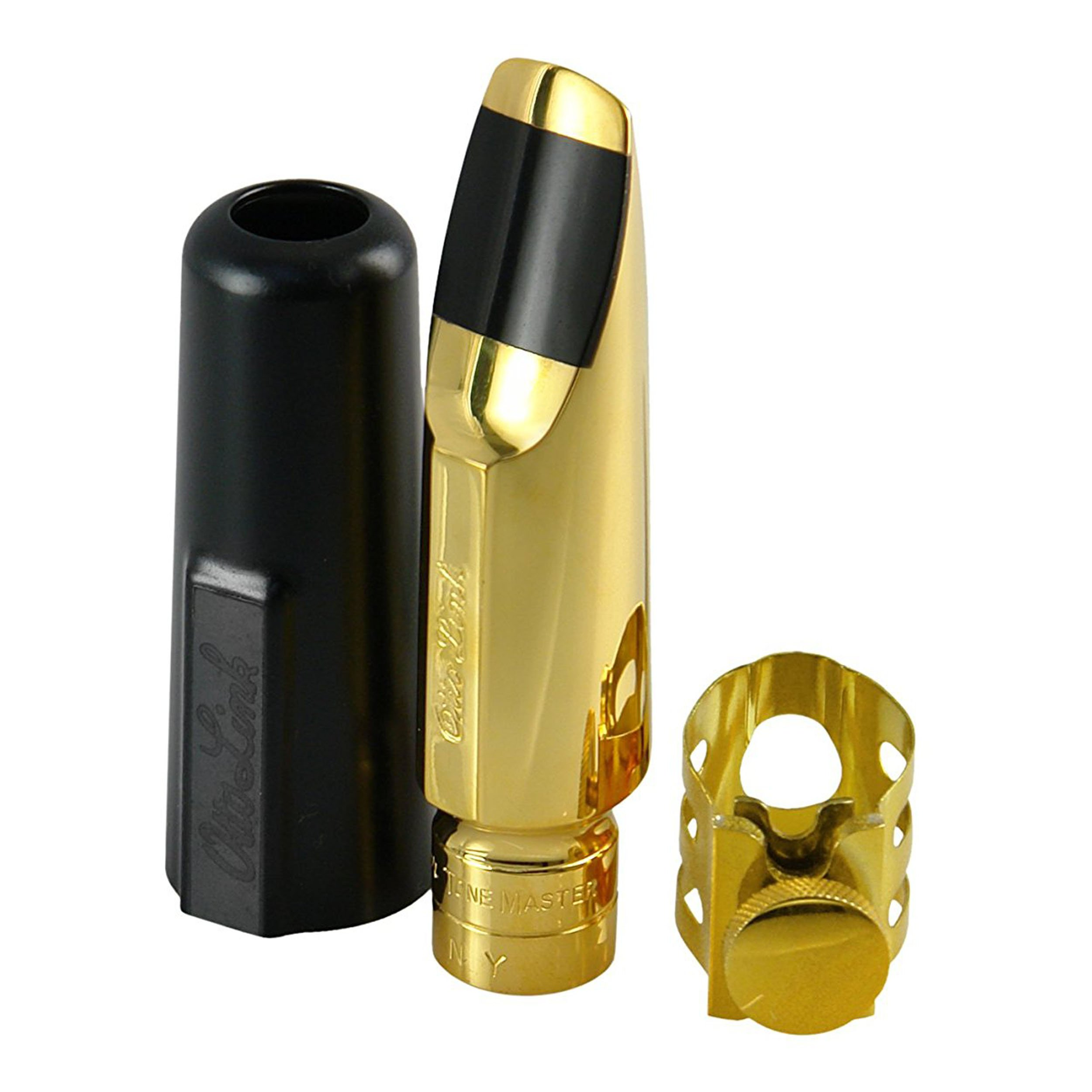 Ottolink OLMTSNY61 Metal New York Tenor Saxophone Mouthpiece, 6# Size