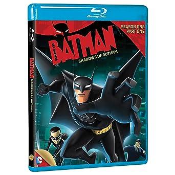 Amazoncom Beware The Batman Shadows Of Gotham Season 1 Part 1 Bd