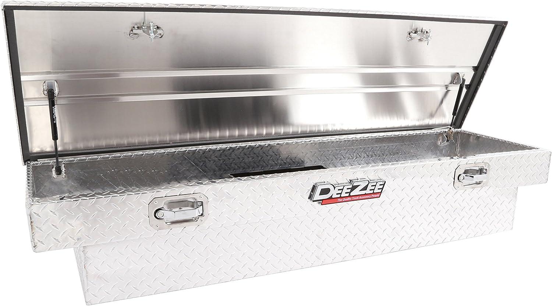 Dee Zee DZ10170 Tool Box Red Crossover - Single Lid BT Alum