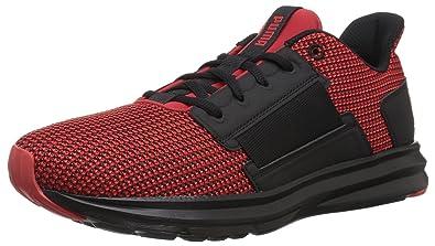 b6feb62ed5146b PUMA Men s Enzo Street Knit Sneaker