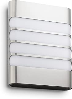 Philips LED Wandaußenleuchte Raccoon, anthrazit, 172739316
