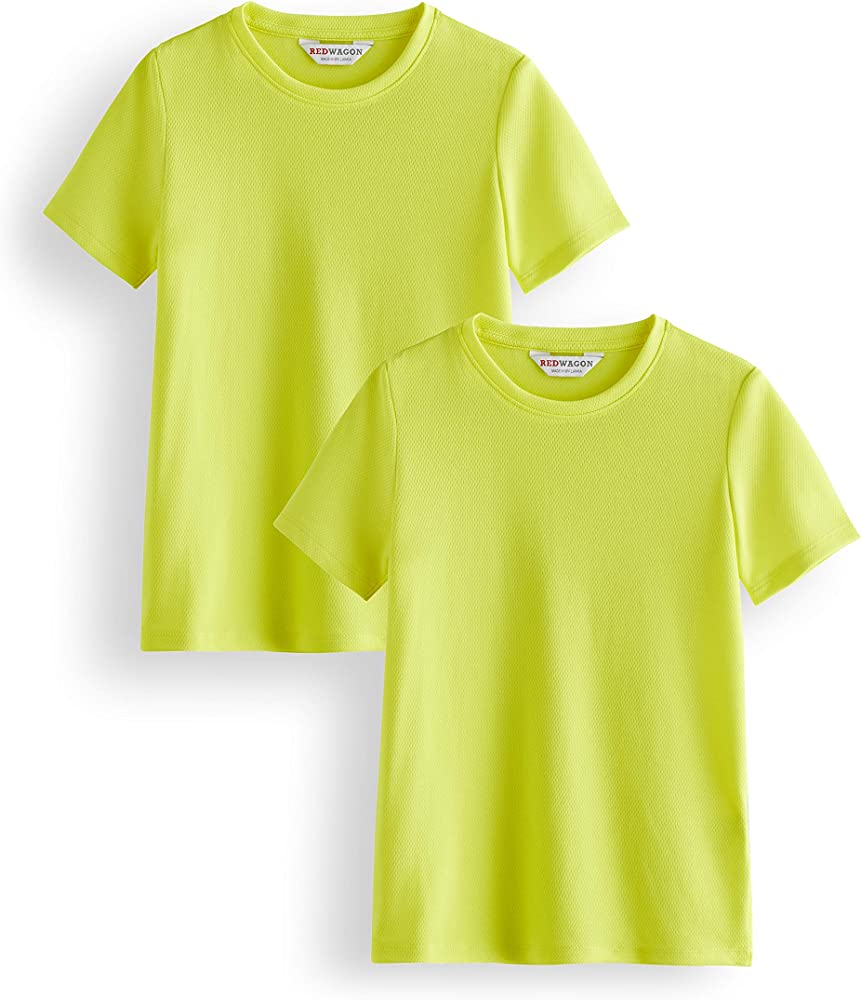 RED WAGON T-shirt Sportiva in Mesh Bambino Marchio