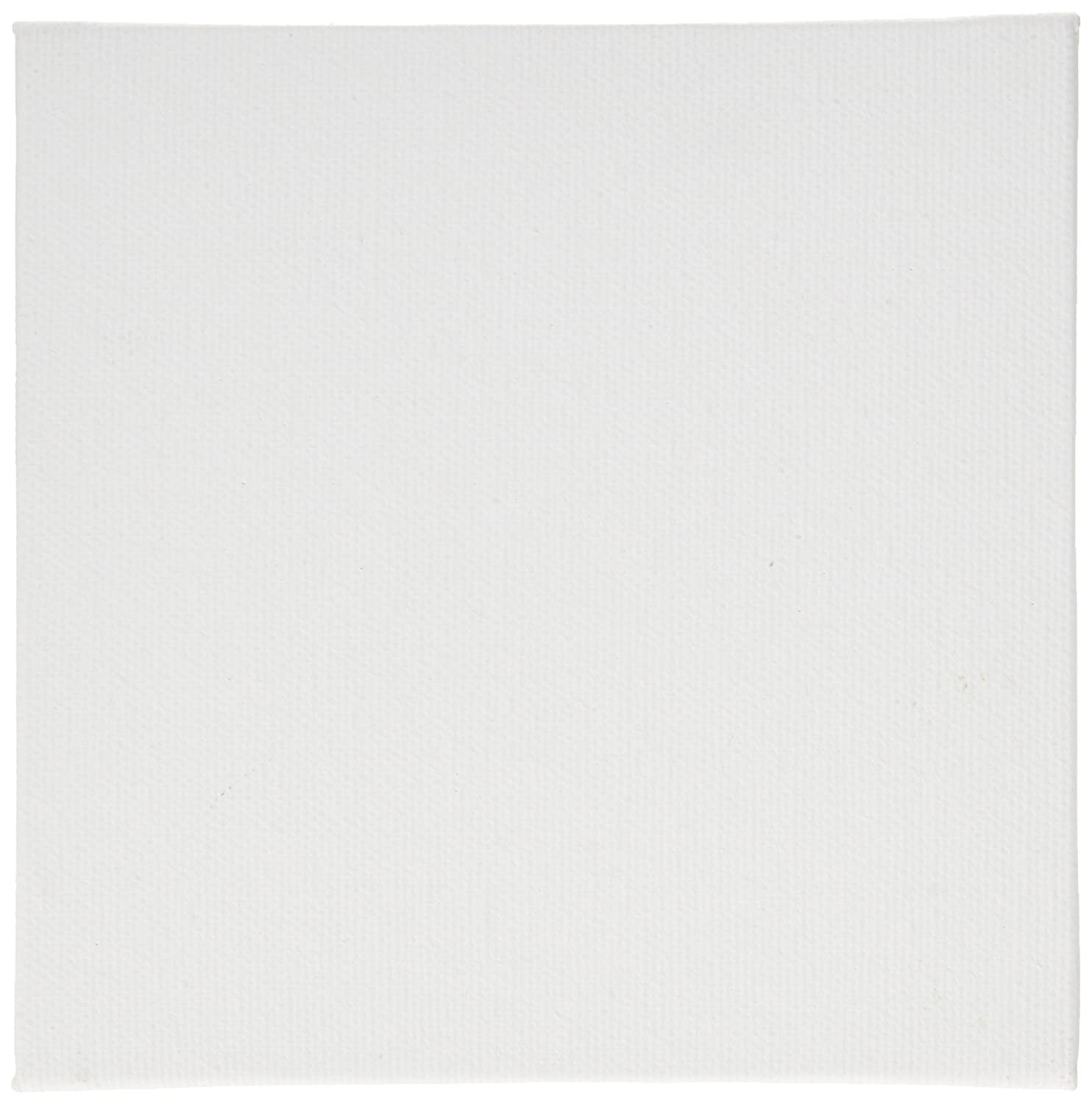 3-Pack Art Advantage 6-Inch by 6-Inch Canvas Board