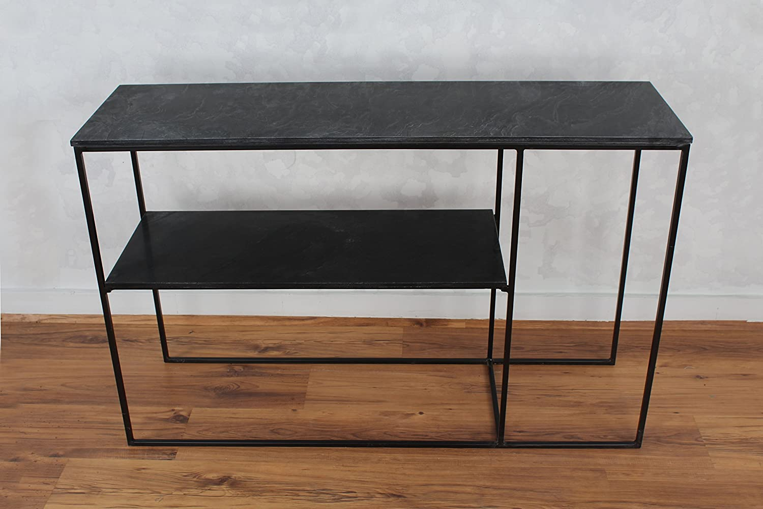 Amazon Com Slate Console Table Kitchen Dining