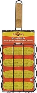 Mr. Bar-B-Q 06077X Non Stick Corn on the Cob Grill Basket