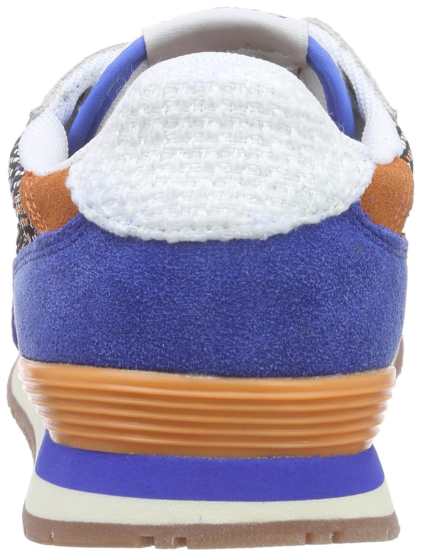 Pepe Jeans Gable Ethnic, Sneakers Basses Femme - Bleu - Blau (550KLEIN),  41  Amazon.fr  Chaussures et Sacs 5683ce9594ea