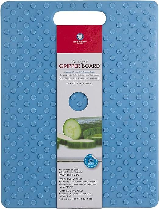 Architec G14-TQ Original Non-Slip Gripper Cutting Board, 11