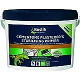 Bostik 30806586 10 Litre Cementone Plasterer's Stabilising Primer - Green